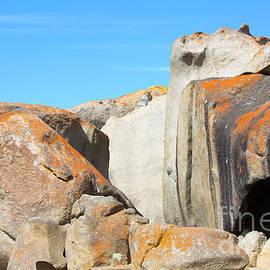 Martin Berry - Remarkable Rocks Kangaroo Island