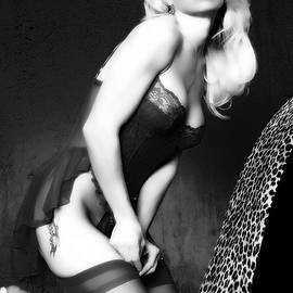 Retro Pinup by Clayton Bruster