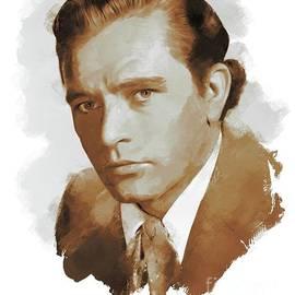 John Springfield - Richard Burton, Actor