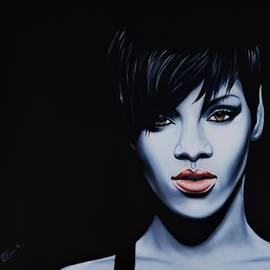 Richard Garnham - Rihanna