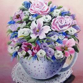 Romantic Bouquet by Vesna Martinjak
