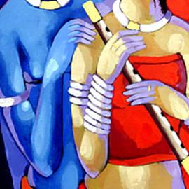 Romantic Couple by Sekhar Roy
