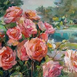 Angelina Nedin - Roses