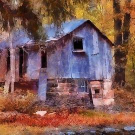 Rustic Old Barn by Reese Lewis