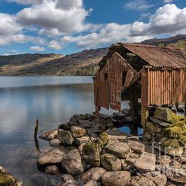 Adrian Evans - Rusty Boathouse