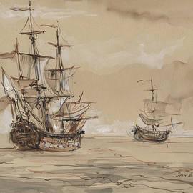 Juan Bosco - Sail ships