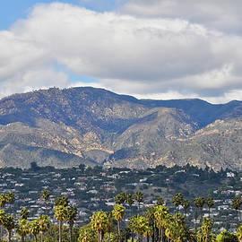 Santa Barbara Skyline by Kyle Hanson