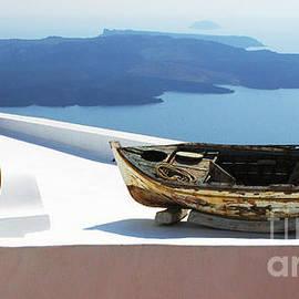 Bob Christopher - Santorini Greece