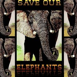 Hartmut Jager - Save  Our  Endangered  Elephants