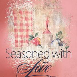 Seasoned With Love by Ramona Murdock