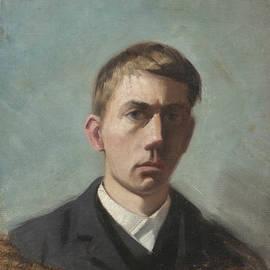 Self-Portrait - Eugene Jansson