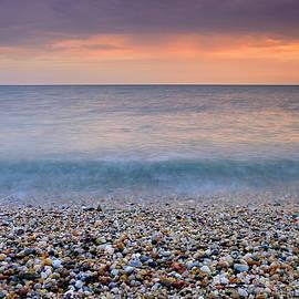 Serenity beach by Guido Montanes Castillo