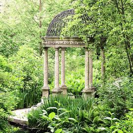 Serenity Garden by Trina Ansel