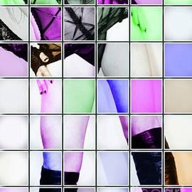 Sexy Pop Art by MB - Mary Bassett