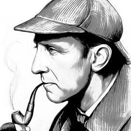Sherlock Holmes - Greg Joens