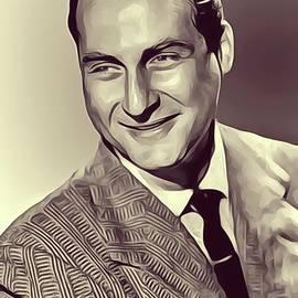 Sid Caeser, Vintage Actor - John Springfield
