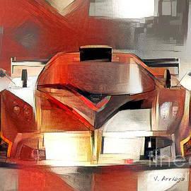 Victor Arriaga - Sport Car