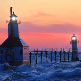 Michael Rucker - St. Joseph Pier Lighthouse