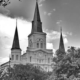 Susan Bordelon - St. Louis Cathedral