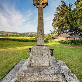 Adrian Evans - St  Marcellas Celtic Cross