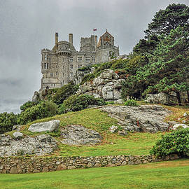 St Michael's Mount I by Andrew Wilson