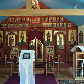 Cathy Mahnke - St Nicholas Russian Orthodox Church