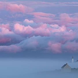 Jack Milton - Storm Clouds at Sunset