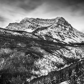 Yves Gagnon - Storm Mountain, Banff National Park