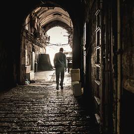 Irena Kazatsker - Streets of Jerusalem