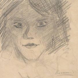 Study for Modern Idol - Umberto Boccioni