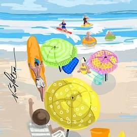 Nicole Slater - Summer Time