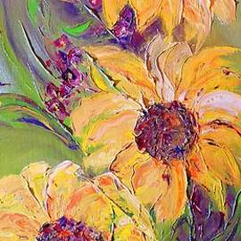 AmaS Art - Sunflowers