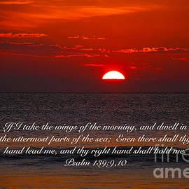 Debbie Nobile - Sunrise and Scripture