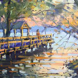 Ylli Haruni - Sunset at Fishermans Park