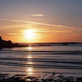 Sunset Bay Moments by Steven Clark