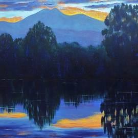 Margaret Bobb - Sunset Blue
