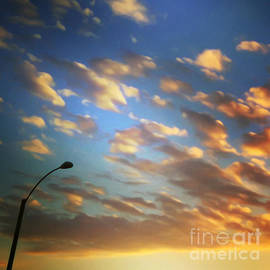 Sunset Clouds by Gregory Dyer