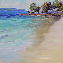 Sydney Harbour beach - Graham Gercken