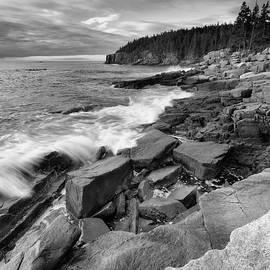 Stephen  Vecchiotti - The Acadia Coastline