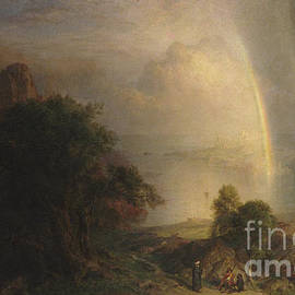 Frederic Edwin Church - The Aegean Sea