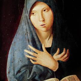 The Annunciation - Antonello da Messina