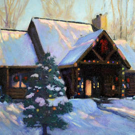 David Zimmerman - The Christmas Cabin