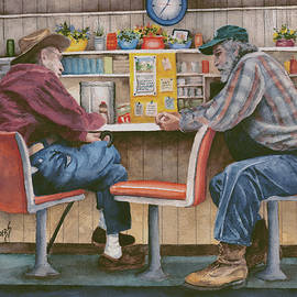 Sam Sidders - The Conversation