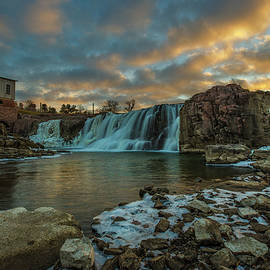 The Falls  - Aaron J Groen