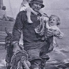 Frederick Morgan - The Ferry
