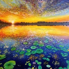 Jessica T Hamilton - The Lotus Pond