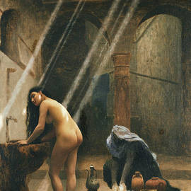 The Moorish Bath - Jean Leon Gerome