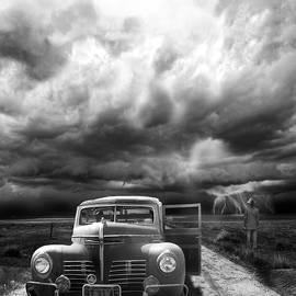 Larry Butterworth - THE RAINMAKER