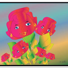 Iris Gelbart - The Rose Family #2