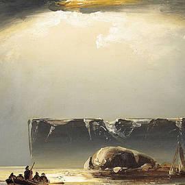 Peder Balke - The Shore